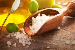 Salz und Zucker